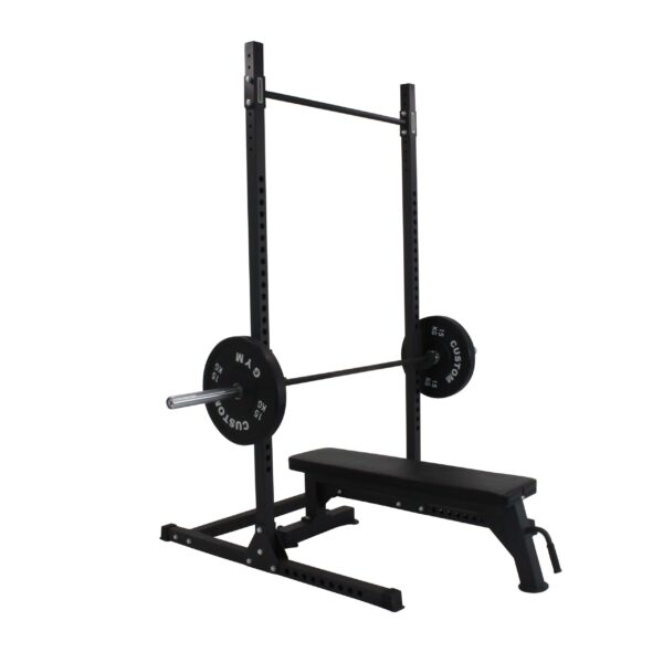Squat Rack med Pull Up Bar