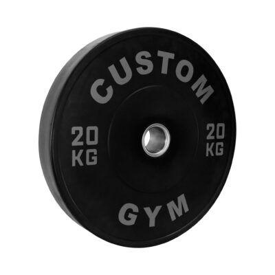 MM Custom Gym Vægtskiver - Bumper Plates