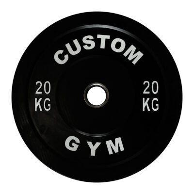 Vægtskiver - Bumper Plates 5-25 kg