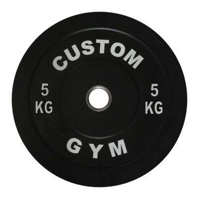 Vægtskive - Bumper Plate 5 kg
