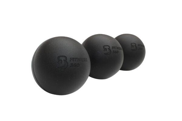 Lacrosse Bold - Massagebold i silikone