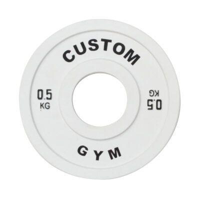 Farvet Teknikskive 0.5 kg
