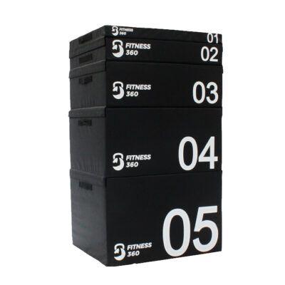 Soft Plyo Jump Box Sæt