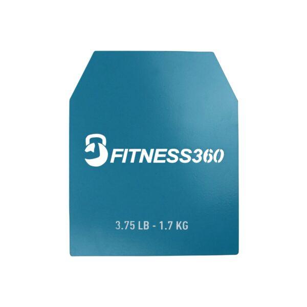 Militær Vægtvest Vægtplade 1,7 kg