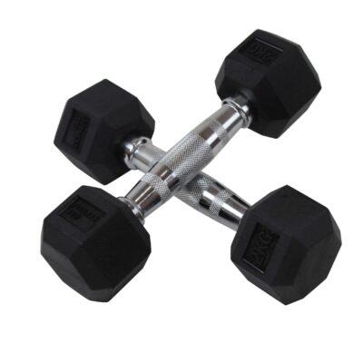 Hexagon Håndvægt - Dumbbell - 2 kg