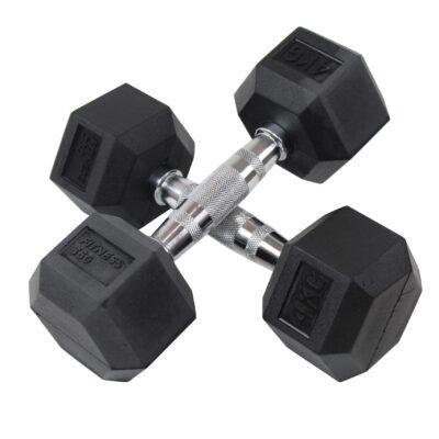 Hexagon Håndvægt - Dumbbell - 4 kg