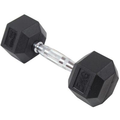 Hexagon Håndvægt - Dumbbell - 5 kg