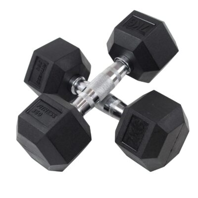Hexagon Håndvægt - Dumbbell - 7 kg