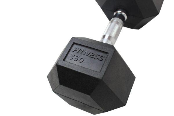Hexagon Håndvægt - Dumbbell - 10 kg