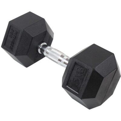 Hexagon Håndvægt - Dumbbell - 15 kg