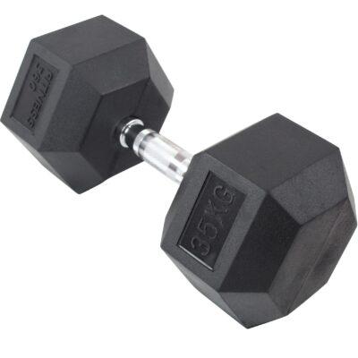 Hexagon Håndvægt - Dumbbell - 35 kg