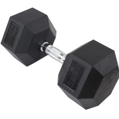 Hexagon Håndvægt - Dumbbell - 37,5 kg