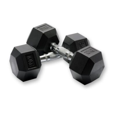 Hexagon Håndvægt - Dumbbell - 52,5 kg