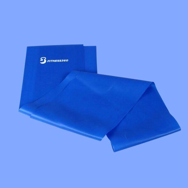Elastikbånd - Træningsbånd Blå