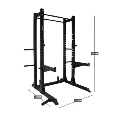 Power Squat Rack Mål