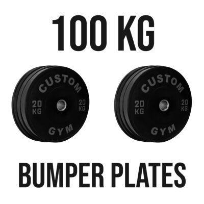 Vægtskiver 100 kg